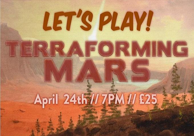Let's Play - Terraforming Mars