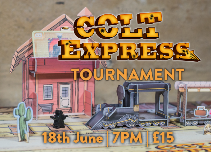 Colt Express Tournament