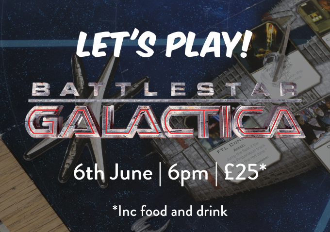 Let's Play - Battlestar Galactica
