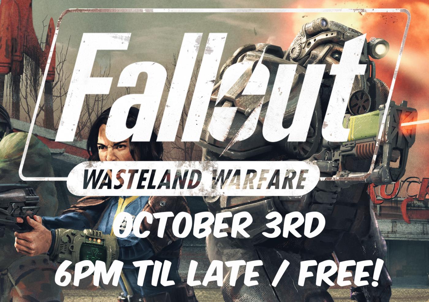 Fallout: Wasteland Warfare - Demo